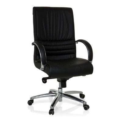 Ofisinė kėdė Instructor XXL F juoda
