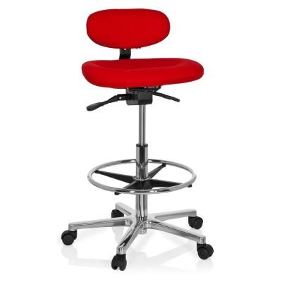 Darbo kėdė Work Red