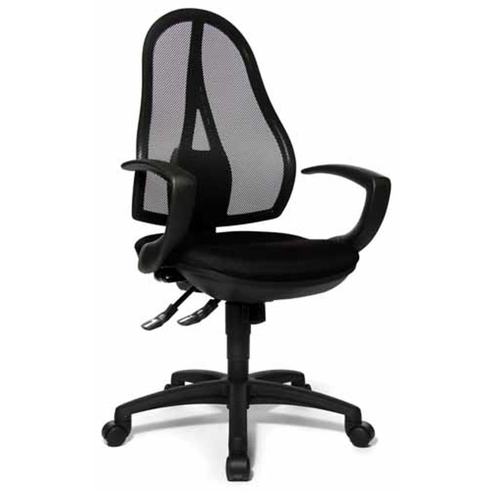 Ofisinė kėdė Open Point black