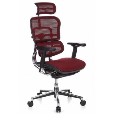 Ofisinė kėdė Ergohuman Luxury Bordo