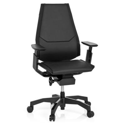 Ofisinė kėdė Genidia Black