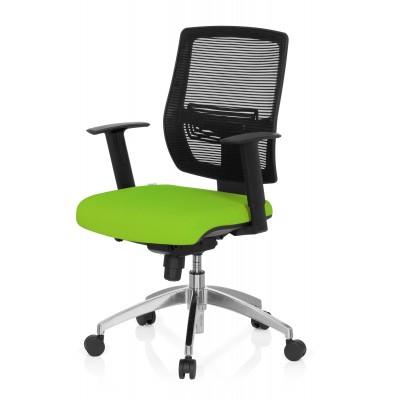 Ofisinė kėdė Net 90 juoda / žalia