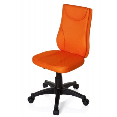 Ofisinė kėdė Kiddy Base Orange