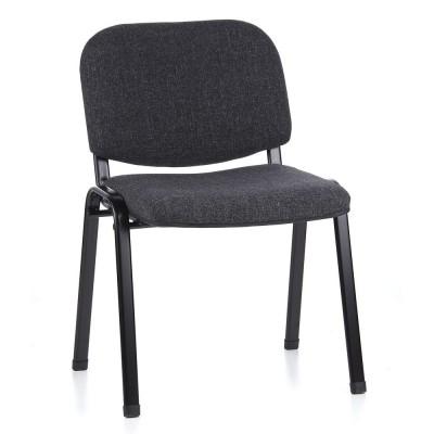 Konferencinė kėdė XT 600 juoda / antracitas