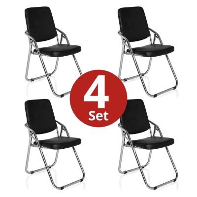 Keturių konferencinių kėdžių kompl. Esto