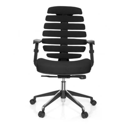 Ofisinė kėdė Ergo Line II Black