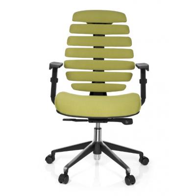 Ofisinė kėdė Ergo Line II Green