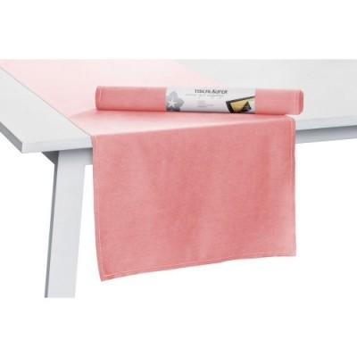Dvipusė staltiesė Melva Pink