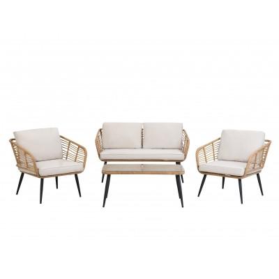 Lauko baldų komplektas Corinth