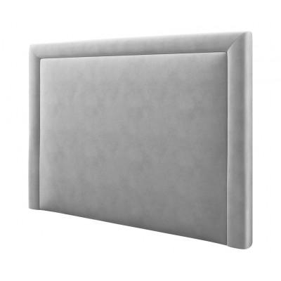 Galvūgalis Primevere Light Grey Velvet 160 cm