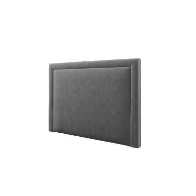 Galvūgalis Primevere Dark Grey Velvet 180 cm