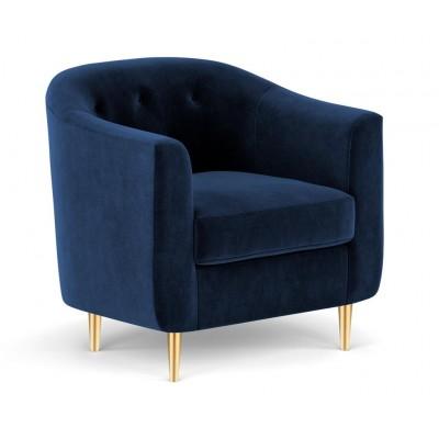 Foteliukas Corde Royal Blue
