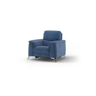 Elektrinis fotelis Aspen Blue