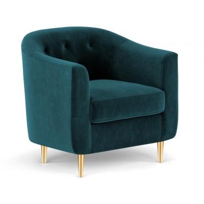Fotelis Corde Turquoise