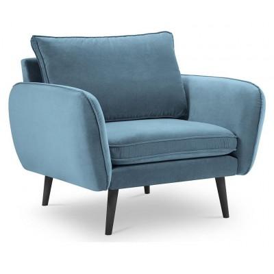 Fotelis Lento Blue Velvet