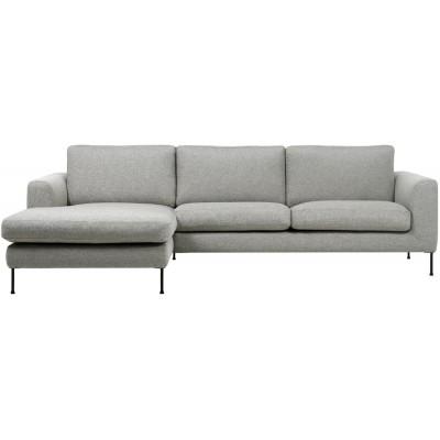 Kampinė sofa Cucita Grey