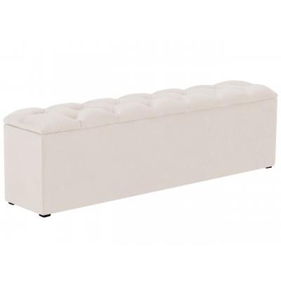 Pufas - daiktadėžė Fa Cream 180 cm