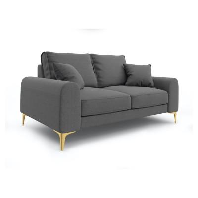 Dvivietė sofa Madara Dark Gray