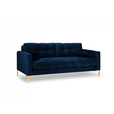 Dvivietė sofa Bali Royal Blue Velvet