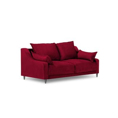 Dvivietė sofa Lilas Red Velvet