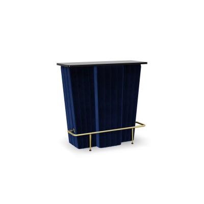 Baro stalas Glam Royal Blue